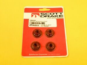 65 - 70,Shelby,Mustang,Set Of 4 Seat Mounting Nuts