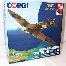 AA39213 Supermarine Spitfire Mk.11a RAF 504 SQD Ballyhalbert 1:72 DIE-CAST New