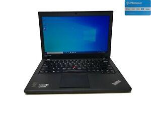 "Lenovo ThinkPad X240 i5-4th gen 8GB 256GB SSD 12.5"" Win 10 Pro"
