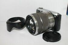 Sony Alpha NEX-C3 16.2 MP Digital Camera - Black with 18-55mm lens