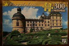 New Puzzlebug Jigsaw Puzzle 300 Pieces Hautefort Castle France MPN # 4000