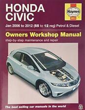 2015 civic service manual