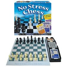 No Stress Chess Game -Easy Way to Learn or Change of Pace for Serious Players