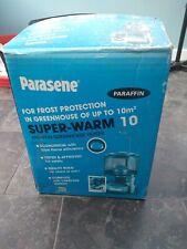 More details for greenhouse heater paraffin oil parasene super-warm 10 radiant heater