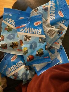 Thomas and Friends Mini Blind Bags Lot of 10 Trains Sealed