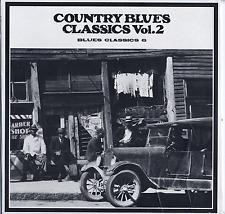 Various Artists Country Blues Classics Vol. 2 Blues Classics – BC 6 SEALED LP