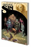 ORIGINAL SIN TP COL #0-8 TPB MARVEL COMICS NEW