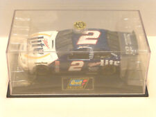 NASCAR Rusty Wallace Miller Lite #2 Ford Taurus Die Cast and Display Case Revell