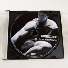 NEW P90X Replacement DVD Disc 02 Plyometrics Tony Horton Beachbody Home Fitness