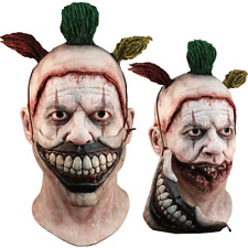 TWISTY THE CLOWN COSTUME MASK AMERICAN HORROR STORY ADULT DELUXE HALLOWEEN SCARY