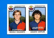 CALCIATORI PANINI 1982-83 Figurina-Sticker n. 549 -COLASANTO SAMBENEDETTESE-New