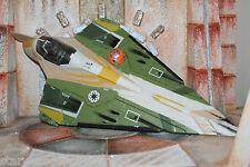 Kit Fisto's JEDI STARFIGHTER star wars saga collection 2006