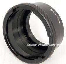 Pentacon SIX Medium Format 6x6cm to Canon EOS Adapter ZEISS
