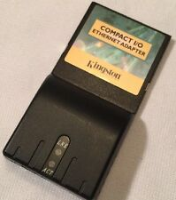 Kingston Technology Cio56k Compact I/o 56k Modem Compactflash Pcmcia Type Ii