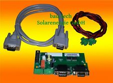 3 Phasen Verschaltungs- Parallelschaltkit pour Steca Solaris Pli 5000-48