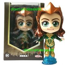 Hot Toys Justice League Mera Cosbaby  DC Amber Heard