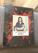 SEALED BRAND NEW - GG Allin - My Prison Walls Hard Cover Book * RARE Punk