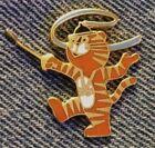Fencing Olympic Pin ~1988 Seoul ~ Mascot ~ Hodori the Tiger~ by HoHo NYC