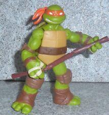 TMNT Nickelodeon MICHAELANGELO Playmates 2012 Teenaged Mutant Ninja Turtle
