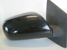 2007-2012 TOYOTA YARIS PASS RIGHT SIDE MANUAL SIDE VIEW MIRROR 209 BLACK SAND