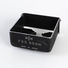 Mamiya Genuine Metal TLR Lens Hood for Sekor 65mm f3.5 Lens C220 C330