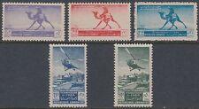 Libanon Lebanon 1949 ** Mi.408/12 A Post Mail Kamel Camel