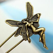 Bijou / broche épingle couleur bronze ANGE - ANGEL brooch pin jewel