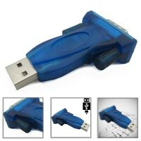1* CH340G USB 2.0 to 9 pin RS232 COM Port Serial Convert Adapter USB9 bara