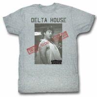 Animal House Probation Heather Adult T-Shirt