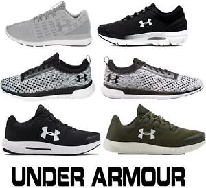 Unisex Under Armour UA Trainers Running Gym Sneakers Sports Active Footwear