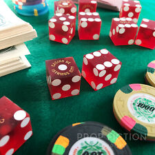 James Bond 007: Licence to Kill - Pair of Vintage Prop Casino de Isthmus Dice
