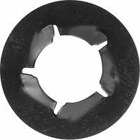 Clipsandfasteners Inc M6-1.0 Pushnut Bolt Retainer 12.7mm O.D Zinc