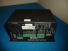 Motion Science MBLX16024HP-05 MBLX16024HP05 Brushless Servo Amplifier