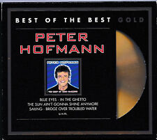 Peter Hofmann - The Best Of Rock Classics / Lim.Gold Edition CD!