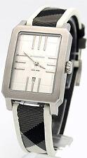 Orologio donna Burberry pelle silver dial - BU1904 - nuovo mai indossato