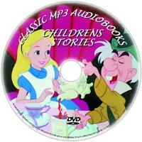 80+ CLASSIC CHILDRENS STORIES BLACK BEAUTY PETER PAN MP3 AUDIOBOOKS PC-DVD NEW