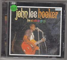 JOHN LEE HOOKER - live at cafè au go-go CD