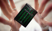 Bicycle Ellusionist Artifice Green 2nd Edition US Playing Cards Poker NEW