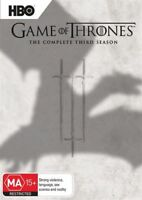 Game Of Thrones : Season 3 (DVD, 2014, 5-Disc Set)