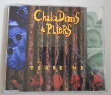 CHAKA DEMUS & PLIERS ~ Tease Me ~ CD SINGLE