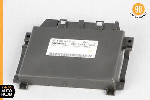 00-03 Mercedes W220 S500 CL500 Transmission Control Unit TCU TCM 0305453032 OEM
