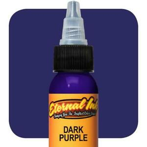 Eternal Tattoo Color Ink 1oz 30ml Bottle 100%Authentic Tattoo Ink Free Shipping~