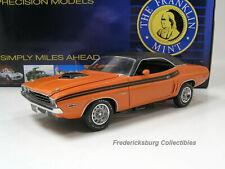 Franklin Mint 1971 Dodge Challenger R/T Hemi 426 Ltd Ed- Exc Condition W/ Papers