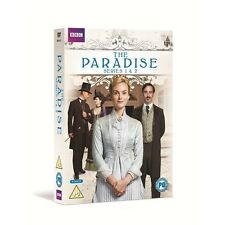 The Paradise Season 1 + 2 BBC TV Series Box Set Region 4 New DVD (6 Discs)