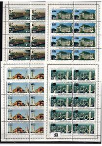 / 10X PALESTINE - MNH - ARCHITECTURE - CHINA - TURKEY - GERMANY - 1996