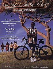 Emmanuel's Gift (DVD, 2006)