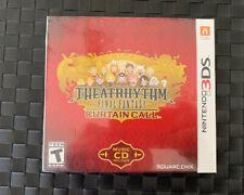 New listing Theatrhythm Final Fantasy: Curtain Call - Nintendo 3Ds [video game]