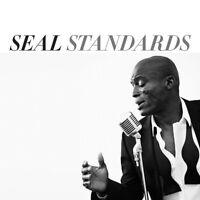 SEAL - STANDARDS (WHITE VINYL)   VINYL LP NEW!