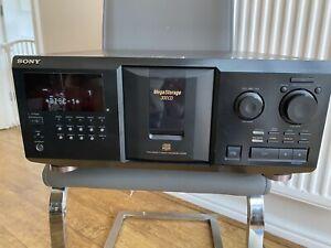 Sony MegaStorage CDP-CX355 300 slot CD Changer