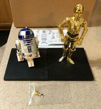 Kotobukiya Artfx+ Star Wars C-3PO & R2-D2 1/10 Scale Statue Figure Two Pack Set